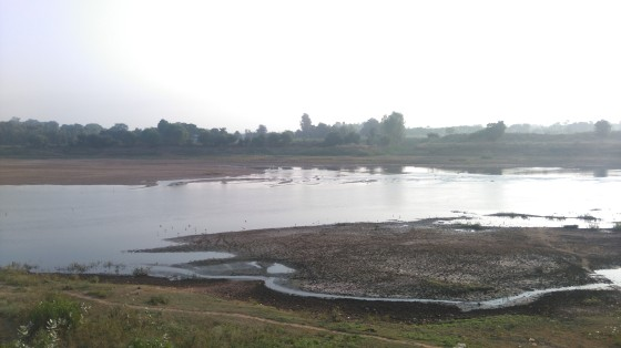 Osho's River, Gadawara - 20181023