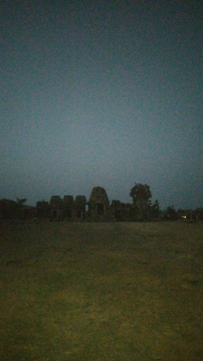 Yogini Temple, Khajuraho - 20181018
